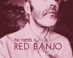 He Rents a Red Banjo